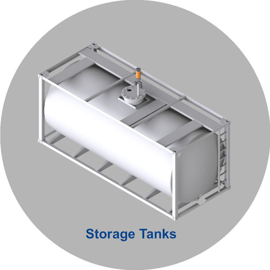 Tank air dryere for use on storage tanks